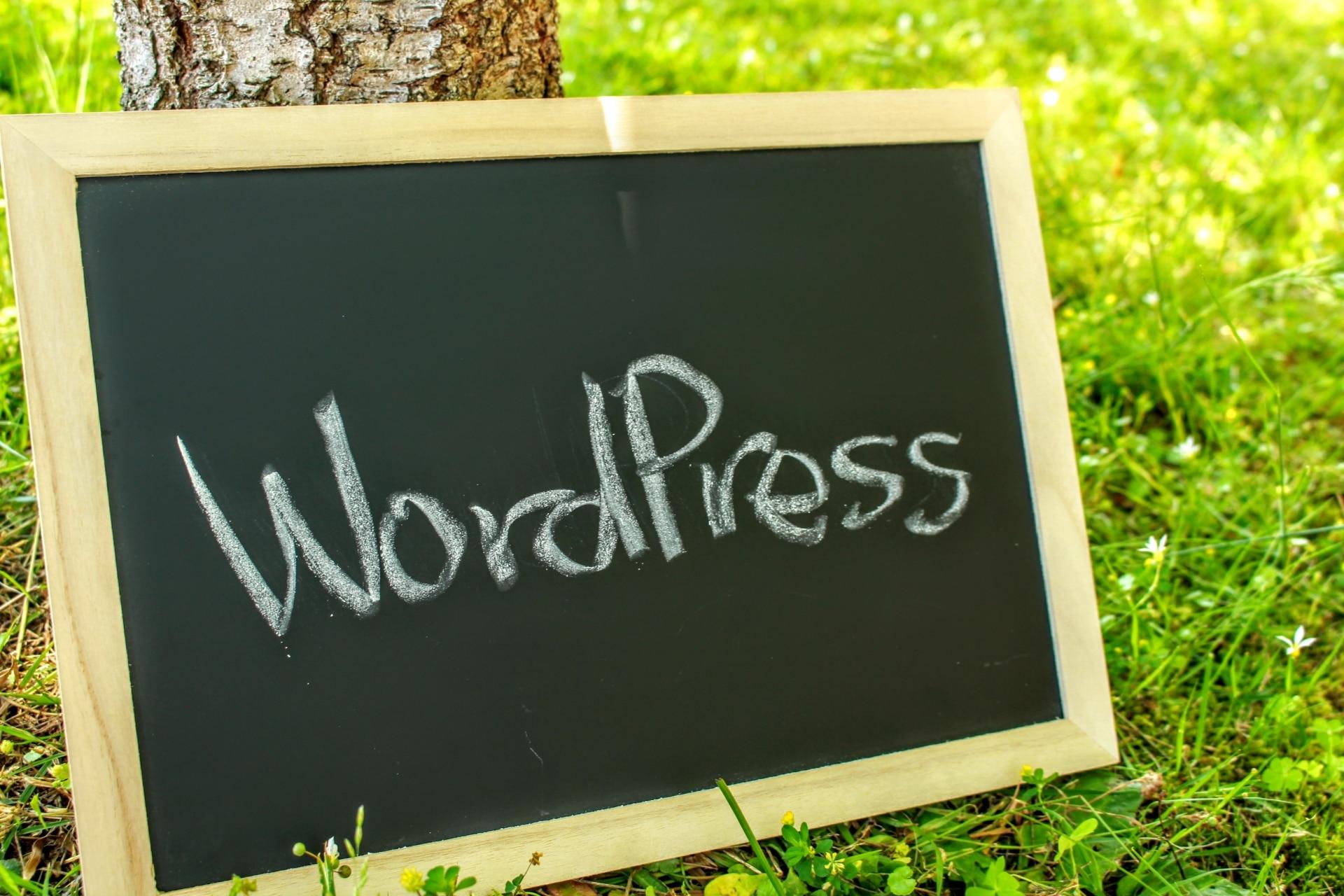 WordPressサイト製作
